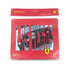 Ferrari official Formula 1 Mouse mat Las Vegas