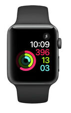 Apple Watch Series 1 42mm / Adjustable Strap / Good Condition. Scratched.