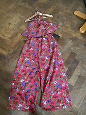 Zara Ladies Summer Jumpsuit Size L Bnwt New