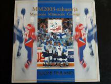 EUROS SET FINLANDE FINLAND 2004  FDC