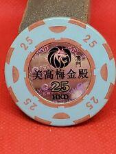 Mgm Grand 25 Hkd Casino chip