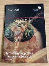 Liverpool School of Tropical Medicine 20page Brochure Booklet