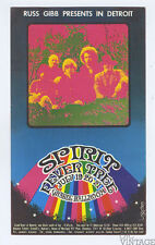 Grande Ballroom Postcard 1968 Jul 19 Spirit James Gang Sou Remains
