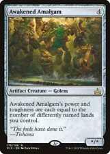 Awakened Amalgam x1 1x Rivals of Ixalan NM MTG