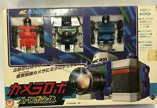 Microman Micro Change Microx Mc-05 Camera Pre Transformers