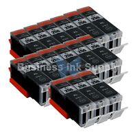 15 PIGMENT BLACK Canon PGI-250XL Compatible Ink Cartridge PGI-250 PGI-250XL BK