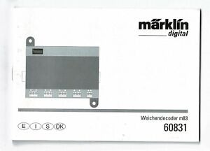 MARKLIN 60831 - decoder m83, (3)