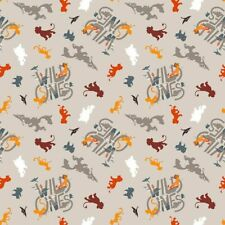 Disney Lion King WILD ONES 100% Cotton Licenced fabric FAT QUARTER