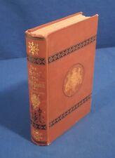 The Son of the Organ Grinder by Marie Sophie Schwartz Antique 1873 HC Book