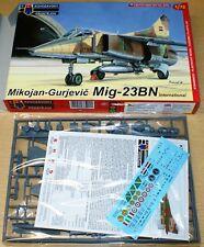 MiG-23BN 'International' (3x camo) in 1/72 von KPM