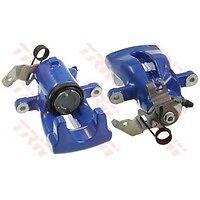 GENUINE REAR DRIVER BLUE BRAKE CALIPER VAUXHALL ZAFIRA Mk2 2006 > OPC VXR 1072