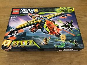 LEGO 72005 NEXO KNIGHTS AARON'S X-BOW BRAND NEW SEALED RARE