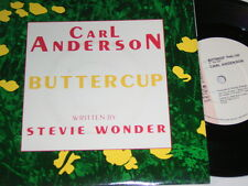 "7"" - Carl Anderson Buttercup & Amour - UK 1985 # 5938"