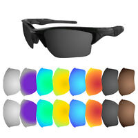 Polarized Replacement Lenses for Oakley Half Jacket 2.0 XL - Multi Options