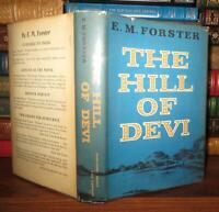 Forster, E. M.  THE HILL OF DEVI  1st Edition 1st Printing