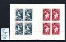 (V104)  FRANCE  STAMP BOOKLET 1968 RED CROSS MNH
