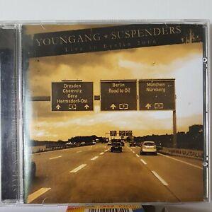 Youngang / Suspenders - Live In Berlin - CDLP - Skinhead / Oi / Street R'n'R