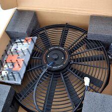 "Mishimoto 10"" Radiator Fan Thin Slim MMFAN-10 Universal"