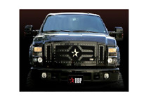 2008-2010 Ford F-250 Super Duty Rolling Big Power RX-2 Studded Frame Grille RBP
