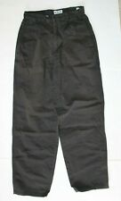 Men's Honors Black Pleated Pants Size: S (See dimensions below)