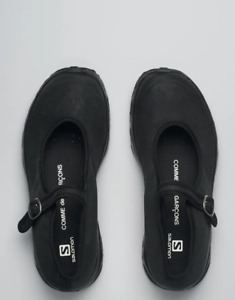 SALOMON Mary Jane RX Slide COMME DES GARCONS BLACK 169