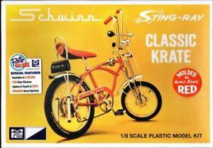 MPC 914 Schwinn Sting-Ray Classic Krate Bike (red) Plastic Model Kit 1/8