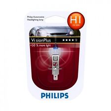 Philips Lampadina Auto Vision Plus H1 12V 55W Ricambi Automobile Illuminazione