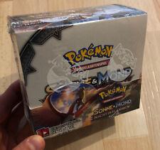 """1 Pokemon Booster Display *Nacht In Flammen* deutsch (""""NEU & OVP"""") 36 Booster"""