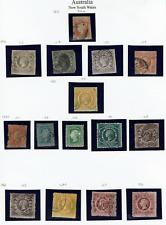 British Empire New South Wales, Sth Australia, W Australia, Victoria, Tasmania