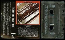 The Beatles 1962-1966 USA Cassette Single Tape version Capitol 4X2K 3403