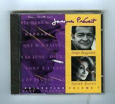 CD (NEW) SERGE REGGIANI / SARAH BOREO (JACQUES CANNETTI VOL 7)