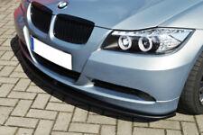 For BMW E90 E91 Front Bumper Lip Cup Skirt Lower spoiler Chin Valance Splitter