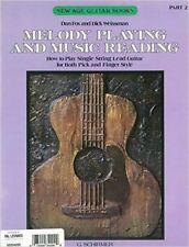 Melody gioco e la lettura musicale parte 2 GTR, molto buono, VARIE LIBRO