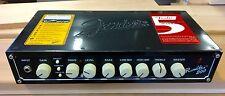 Fender Rumble 200 200-watt Bass Amp Head Light Weight BASS AMP