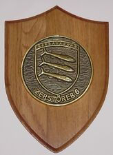 """Marine Wappen Emblem Zerstörer """"Z6"""" D180 ...........E1190"""