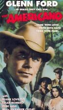 VHS The Americano: Glenn Ford Frank Lovejoy Cesar Romero Ursula Thiess Abbe Lane