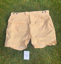Brand New Mens Frescobol Carioca Yellow Swim Shorts - W36