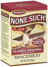 None Such Classic Original Condensed Mincemeat, 9 Ounce (Pack of 6)