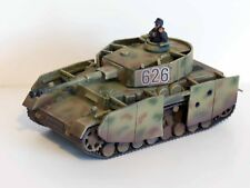 28mm Bolt Action Chain Of Command German Panzer IV - Painted & Weathered #1