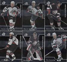 01/02 BAP Signature Series Buffalo Sabres 6 cards Dumont Hamel +