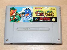 Super Nintendo / SNES - Super Mario World 2 : Yoshi's Island by Nintendo