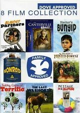 Dove Approved 8 Film (Dvd, 2-Disc) Last Warhorse, Konrad, Hector's Buyip New