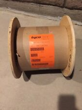 Tyco Fire Security Mini Rg59 75 Ohm Orange 1000' Cable Reel 4821AORB