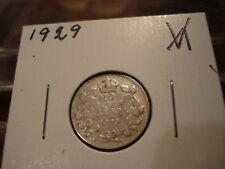 1929 - Canada 10 cent - Canadian dime - High Grade