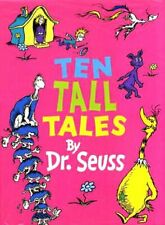 Ten Tall Tales by Dr. Seuss [ 10 Tall Tales ] by Dr. Seuss Book The Fast Free
