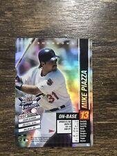 2002 MLB Showdown MIKE PIAZZA SUPER SEASON HOLO FOIL CARD #108 LA Dodgers Rare!