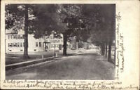 Thomaston CT High St. c1905 Used Postcard