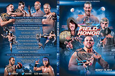 Official ROH Ring of Honor Field of Honor 2014 Event DVD
