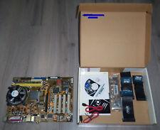 Placa base ASUS P5VD2-X Pentium D @ 3,4 Ghz 512 RAM Micron DDR2 667 con Caja