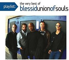 Blessid Union of Sou - Playlist: Very Best of Blessid Union of Souls [New CD]